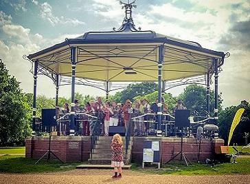 Boultham Park in Lincoln