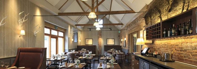 Doddington Hall Restaurant in Lincoln
