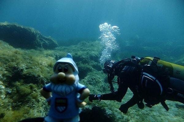 Scuba Diving in Lincoln