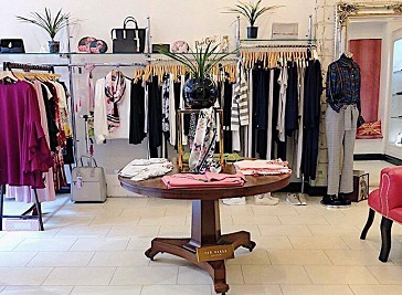 Agatha Boutique in Lincoln