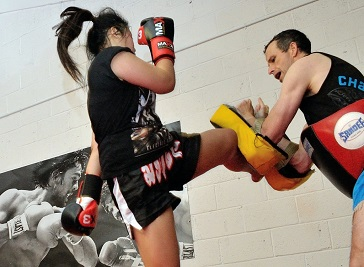 Chao Phraya Muay Thai Academy in Lincoln