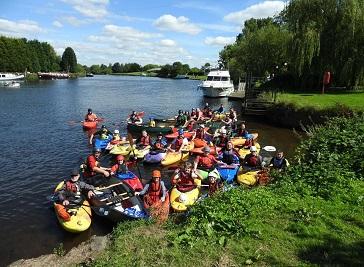 Newark Canoe Club Lincoln