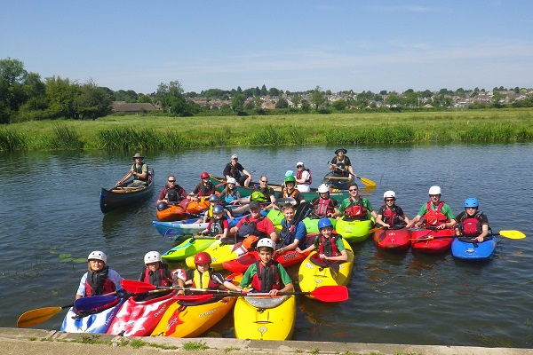 Kayaking and Canoeing in Lincoln