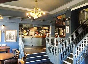 Magna Carta Pub in Lincoln
